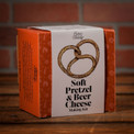 Soft Pretzel and Beer Cheese Making Kit