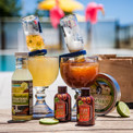 Beer Margaritas Crate contents