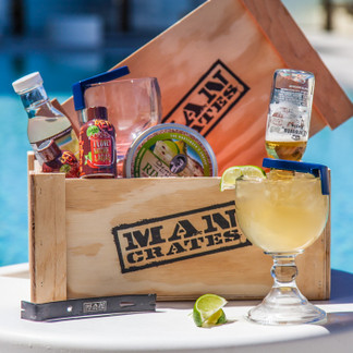 Beer Margaritas Crate