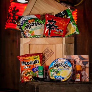Ramen Connoisseur Crate