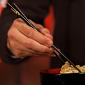 Chop Sticks add a nice touch to this Ramen gift for guys.