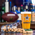 NFL Barware Crate