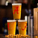 Check out these amazing pint glasses in the College Barware Crate