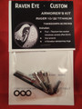 Ruger 10/22 Takedown Screws - Armorer's Pack TITANIUM