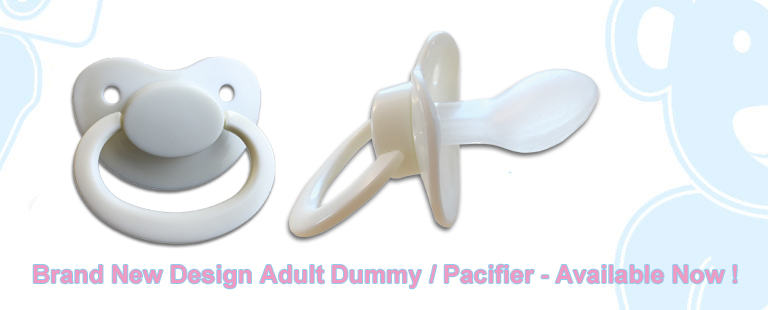 Cuddlz Adult Dummy / Adult Paci For Sale