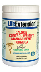 Calorie Control Weight Management Formula with CoffeeGenic™ Green Coffee Extract