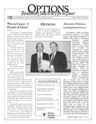 Options Newsletter 04-1995