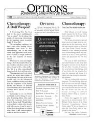Options Newsletter 06-1995