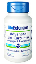 Advanced Bio-Curcumin® with Ginger & Turmerones