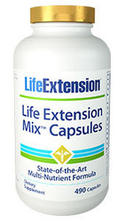 Life Extension Mix™ 315 Tablets w/o Copper