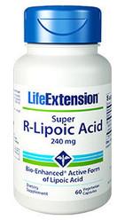 Super R-Lipoic Acid (R-ALA)