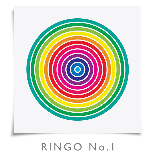 Ringo! No.1 print by Dig The Earth