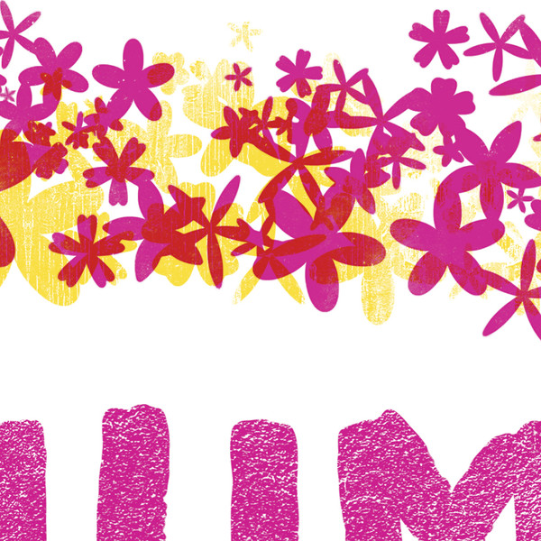 Mummy personalised print (detail) by Dig The Earth