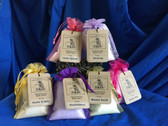 Available Scents: Goats N Oats, Flathead Cherry, Grandma's Raspberry Patch, Mother Earth,  Citrus Sun, Lively Apricot, Montana Huckleberry, Relaxing, Unscented