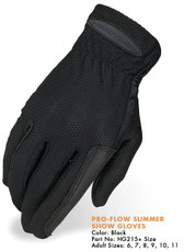 Pro Flow Summer Glove - Black