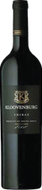 KLOOVENBURG Shiraz 2009