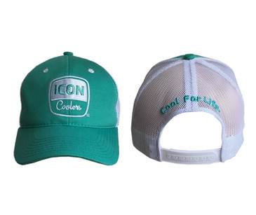 ICON Structured Hat Teal