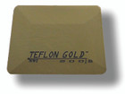 """GT086GLD – Gold Hard Card Squeegee 4"""""""