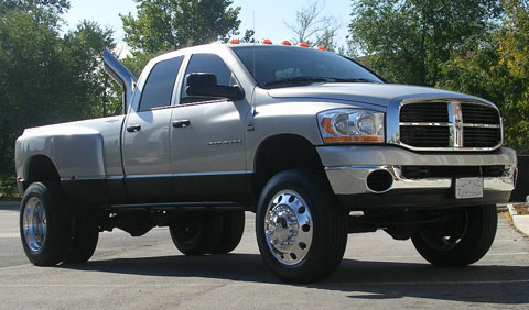 Lifted Dodge Trucks With Stacks Cummins Customer stack pics black