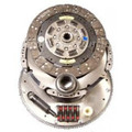 Ford Stock Clutch With Solid Mass Flywheel 1944-6K South Bend Clutch 6SP Ford 7.3L 1999-2003