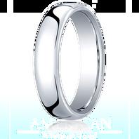 Palladium 5.5mm European Comfort-Fit ™ Ring