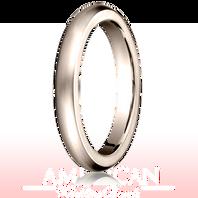 3mm 14kt Rose Gold - CF63407