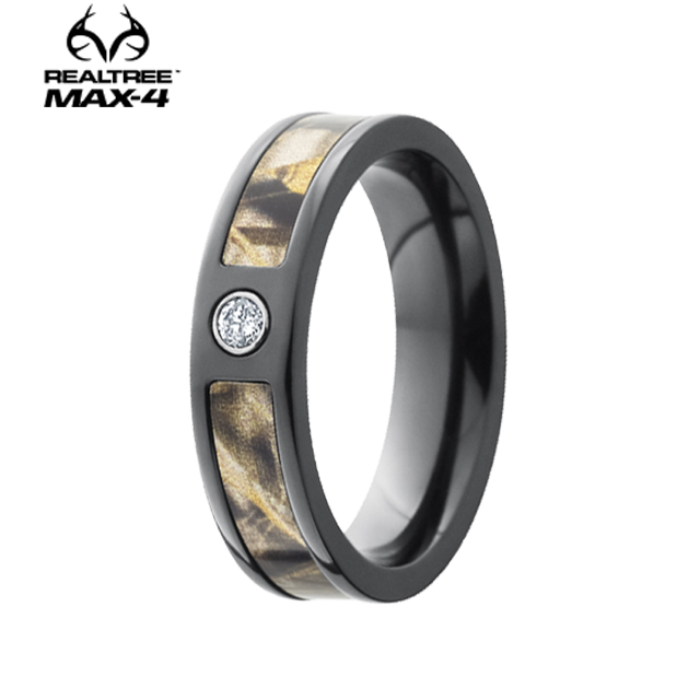 Buy Online This Lashbrook RealtreeR MAX 4 8mm Camo Inlay Black
