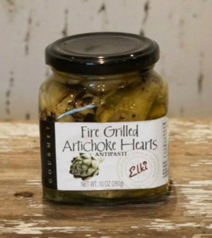 Elki Fire Grilled Artichoke Hearts