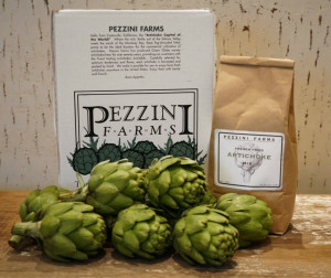 GIFT BOX - Pezzini Farms DIY Fried Artichoke Heart Kit