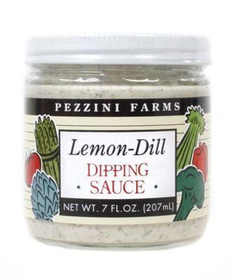 Pezzini Farms Lemon-Dill Dipping Sauce