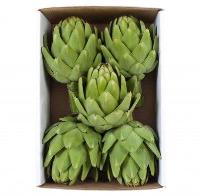 Heirloom Artichoke Gift Box (5 Pack)