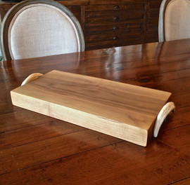 Walnut & Warthog Tusk Cheese Board