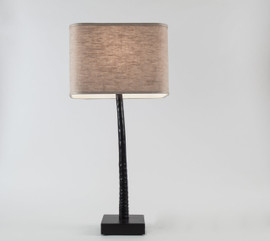 Gemsbok Horn Table Lamp