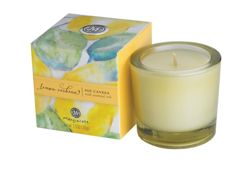 Lemon Verbena Soy Candle - NEW!