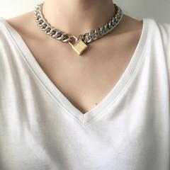 Keepall Collar Chain