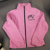 Full Zip Ladies Plush Fleece