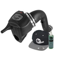 aFe POWER 51-72005-E Diesel Elite Momentum HD Pro DRY S Cold Air Intake System (13-17)
