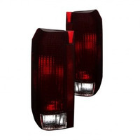 Complete Performance Red Smoked Tail Lights 94-97 OBS
