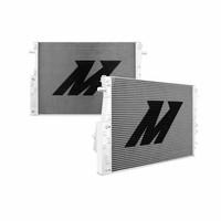 Mishimoto 6.4L Powerstroke Aluminum Radiator, 2008-2010 GEN 2