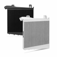 Mishimoto 6.4L Powerstroke Intercooler, 2008-2010 (Black)