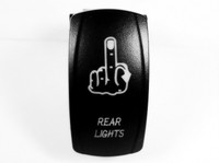 Lifetime LED Rear Light Switch