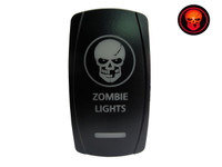 DPDT Toggle Switch | Lighted Toggle Switch (Zombie DPDT Toggle Switch)