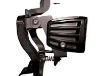 Rigid Dually/D2 Bolt on Plug and Play Fog Light Kit F250 F350