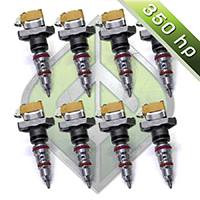 Full Force OBS Stage 1 Injectors 350HP 1994-1997