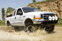 1987-97 Ford F150 / F250 / F350 / Bronco Pre-Runner - Black Powder Coated