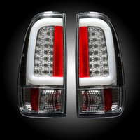 2008 - 2016 Ford Recon Clear LED Tail Lights