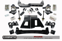 "Cognito 4-6"" Non Torsion Bar Drop Lift Kit 2WD"