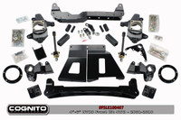 "Cognito 4-6"" Non Torsion Bar Drop Lift Kit 4WD"