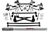 "Cognito 7"" Non Torsion Bar Drop Front Lift Kit 2WD W/ Stabilitrak - '07-'10"