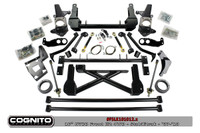 "Cognito 10"" Non Torsion Bar Drop Lift Kit 4WD 07-10 W/ Stabilitrak - '07-'10"